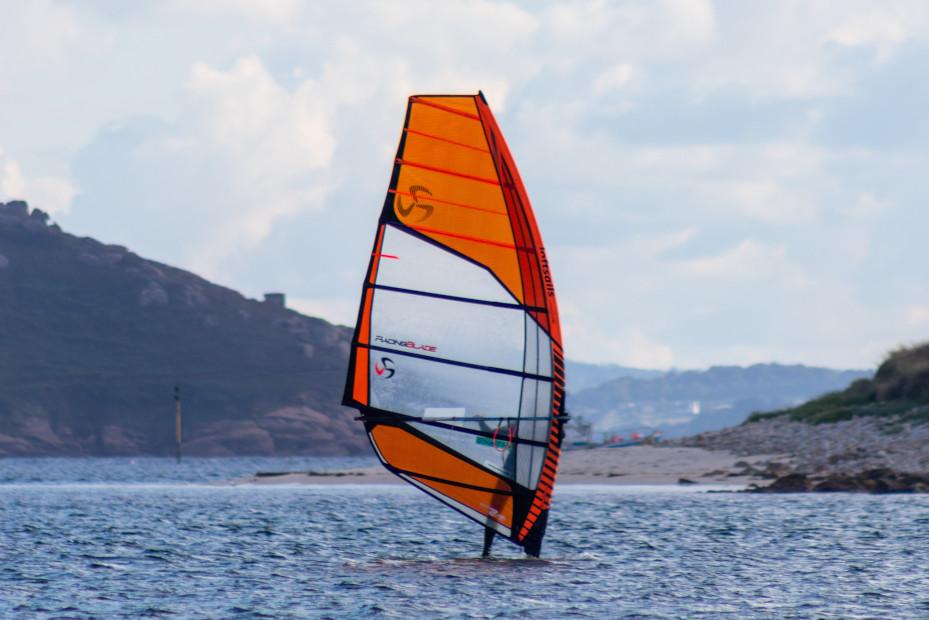 Le Toeno spot de kytesurf et windsurf planche à voile